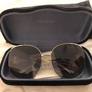 Gucci GG0225S Sunglasses New in Box